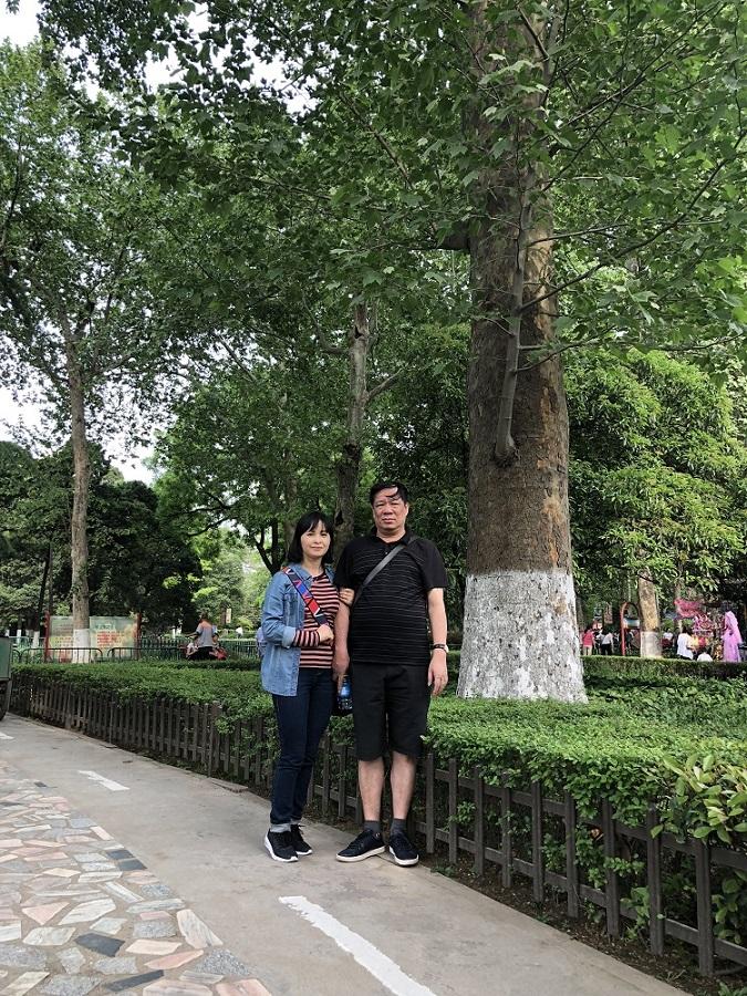 Hình ảnh đi Trung Quốc năm 2018