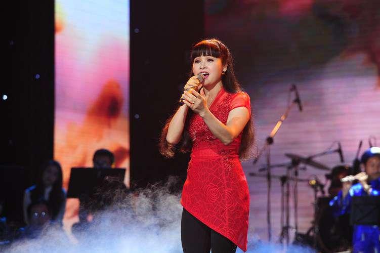 Bình chọn bài hát yêu thích - Chảy đi sông ơi - Ca Sĩ Trang Nhung